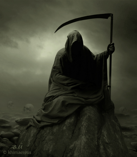"Death aka ""Dod"""