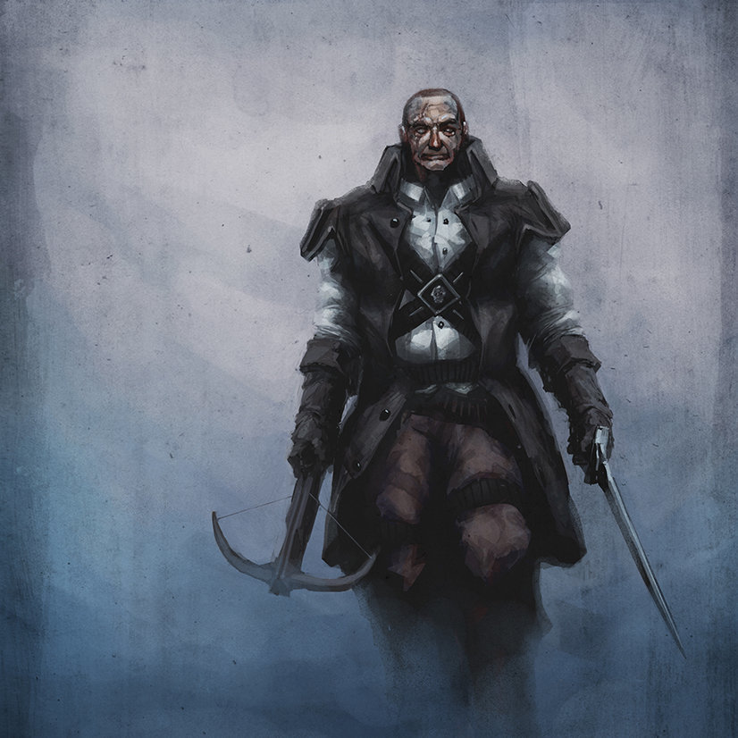 "Hvitserk ""Witch Slayer"" Cyne"