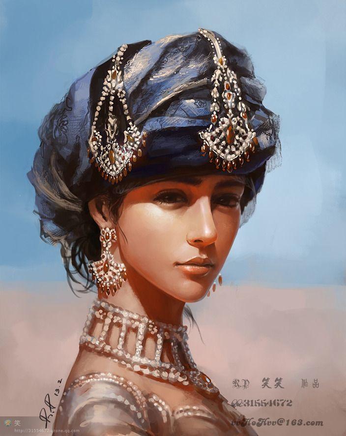 Princess Amira bint Harun Qadib