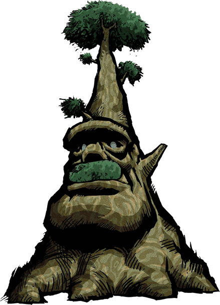 The Great Izuku Tree