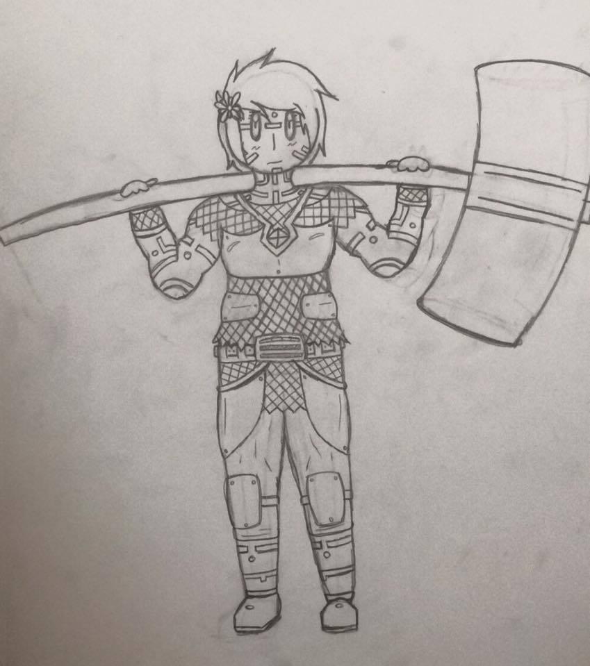 Paavi, Avatar of Tyr