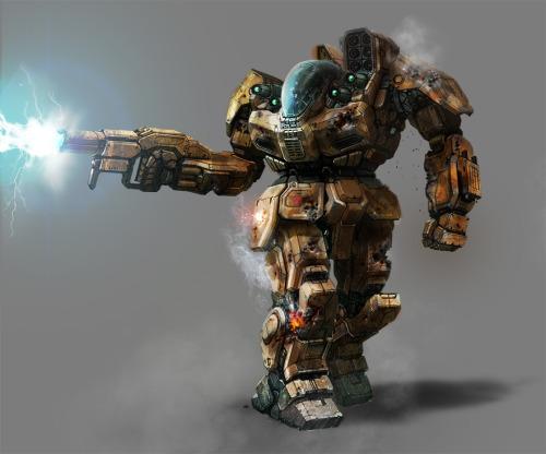BLR-1G Battlemaster