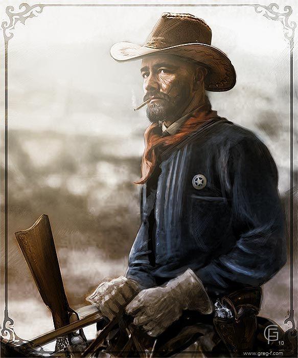 Marshal Daniel Justice