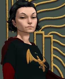 Gold (Black) Raven