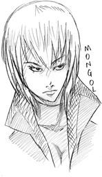 """Sakura Fujiwara """"Mongol"""""""