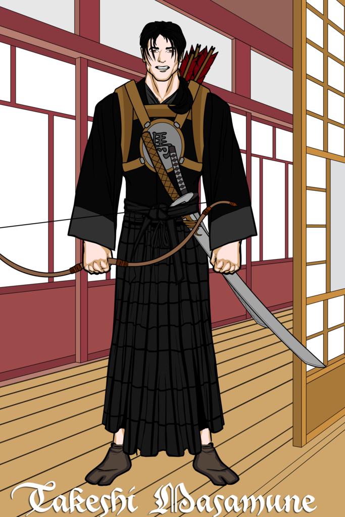 "Samunosuke ""Takeshi"" Masamune"