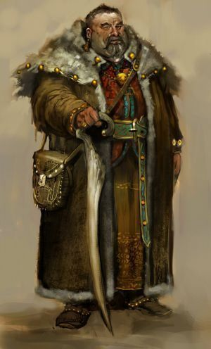 Merchant Lord Vincenzo Lore