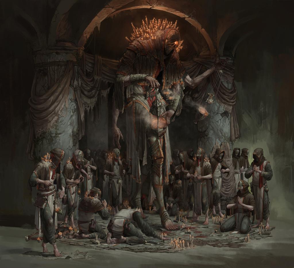 Gem: Savosol, God of Lost Miners