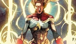 Capt. Marvel          Col. Carol Danvers