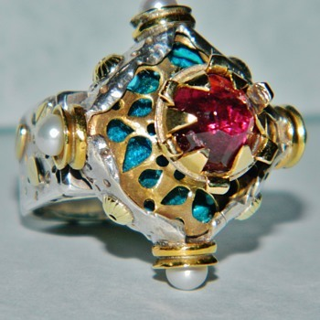 All Encompass Ring
