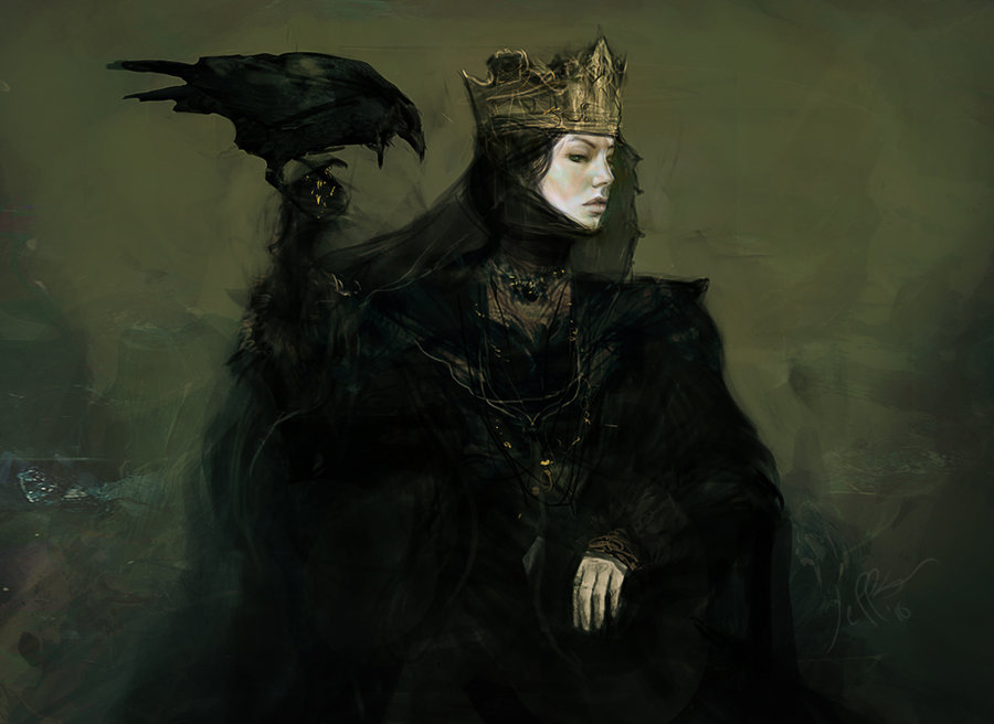 Hel, The Raven Queen