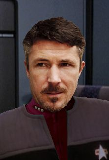Ensign Patrice O'Shaughnesey