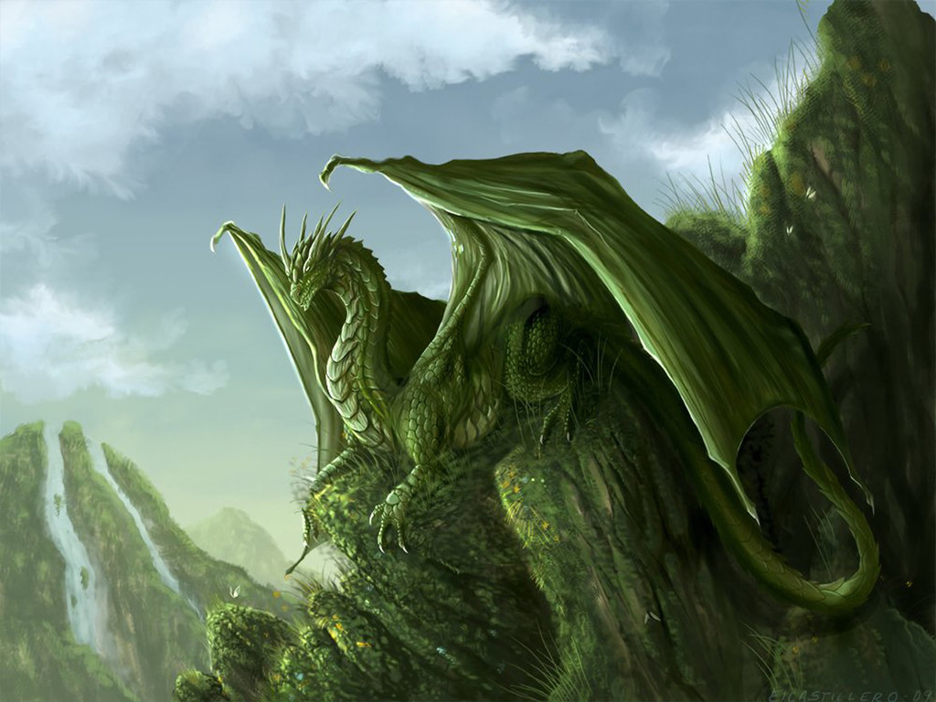 Meraxis, Green Dragon