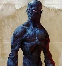 The Blue Doppelganger
