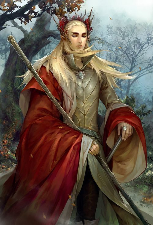 King D'galion, King of the Summer Isles