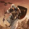 Wren - Priestess of Myrmidia