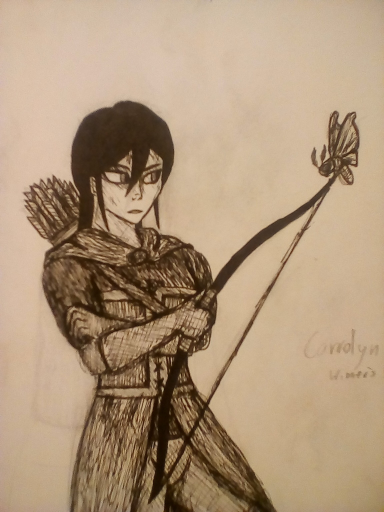 Carolyn, Winter's Daughter