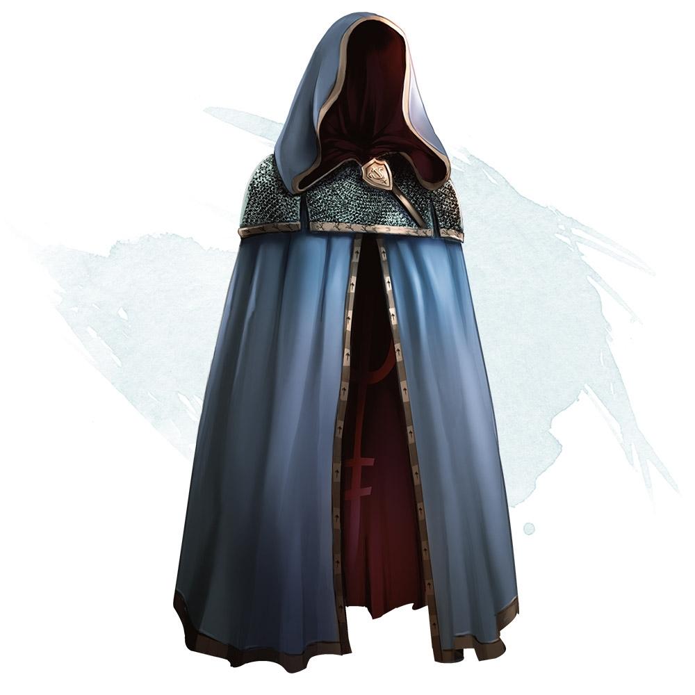 Cloak of the Bailiff