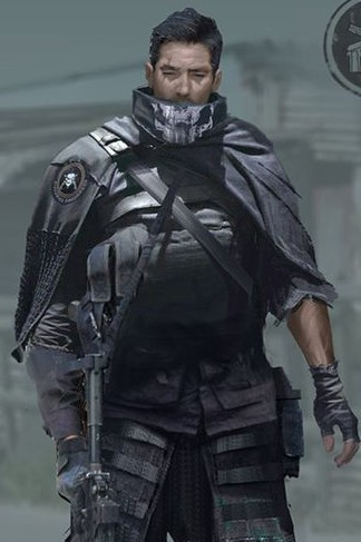 "Lieutenant ""Arms Dealer"" Shroud"