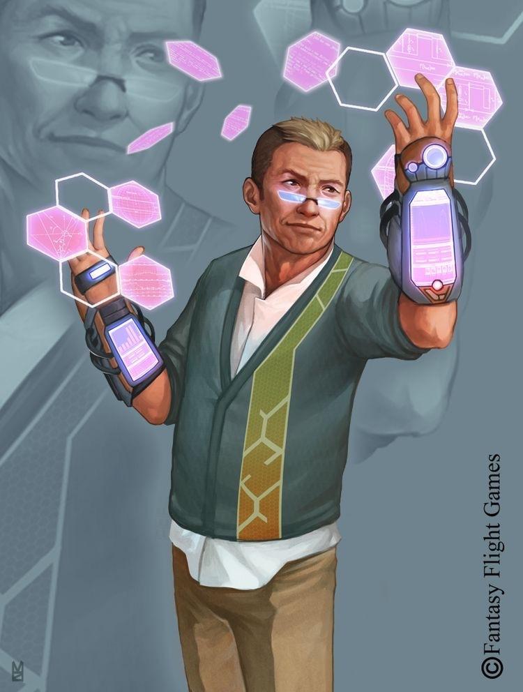 "Next Gen: M: Martin Garber ""Professor Link"""