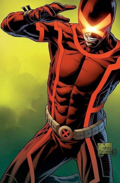 "Villain: M: Scott Scudder ""X-Terminate"""