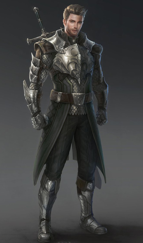 Sten Karthic, Knight Commander