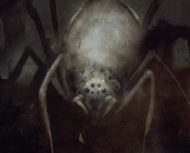 Xanathâ, The White Spider