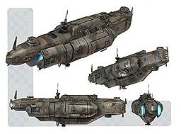 Knight Class Ship