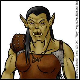 Olga the Ogress