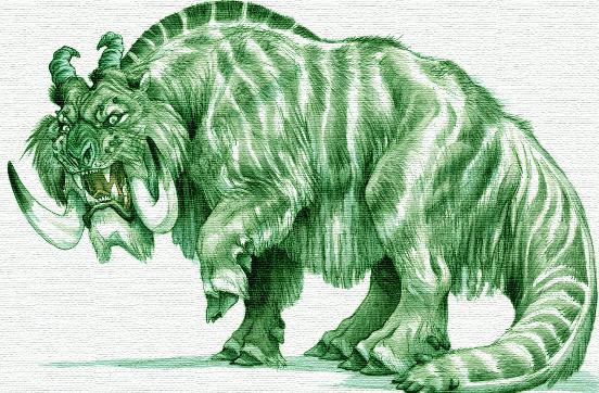 Hrosma Tiger
