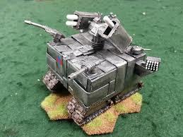 Rattler (Mk 1) Mobile Fortress
