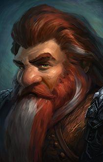 Rorge Firebeard
