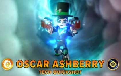 Oscar Ashberry