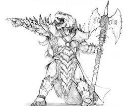 Xaneak Mightblade