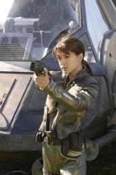 "Lt. Sharon ""Boomer"" Valerii"