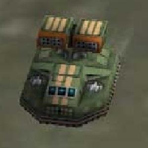 Drillson Heavy Hover Tank