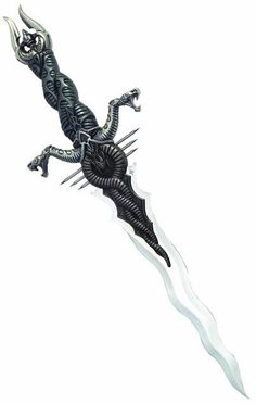 Ven's Mithril Dagger