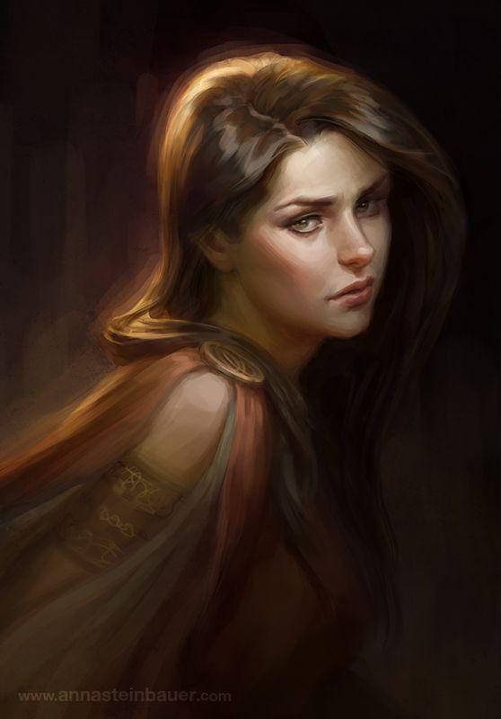 Lady Kelina of House Garanor