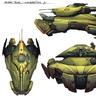 Vehicle - Imperial Kestral Hovertank GEN II