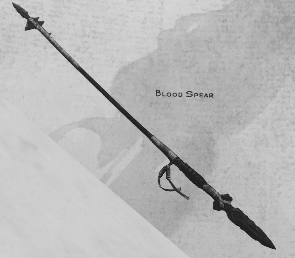 [DESTROYED] Blood Spear