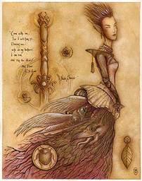 Priestess Luzuli