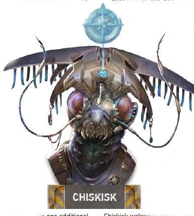 Chiskisk