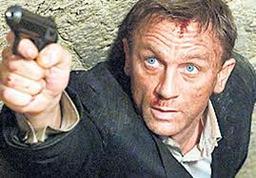 Special Agent Daniel Craig