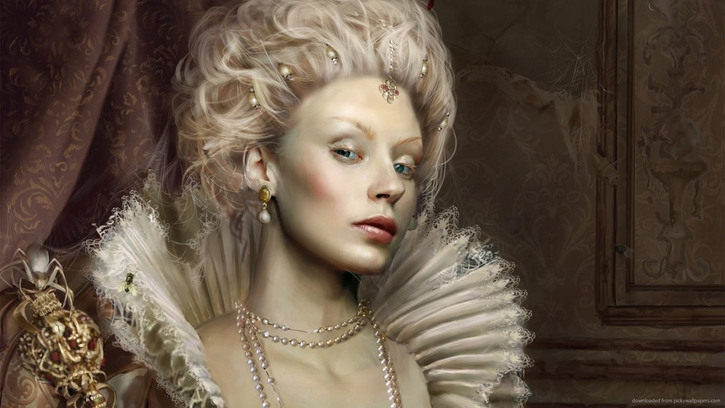 Queen Françoise-Thérèse