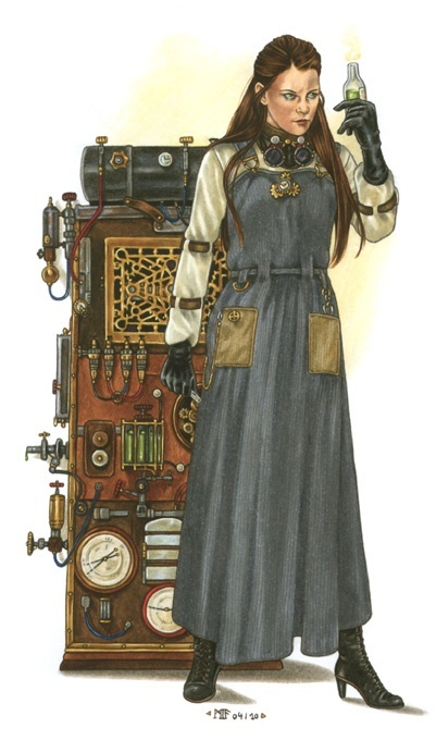 Dr. Hannah Morgan