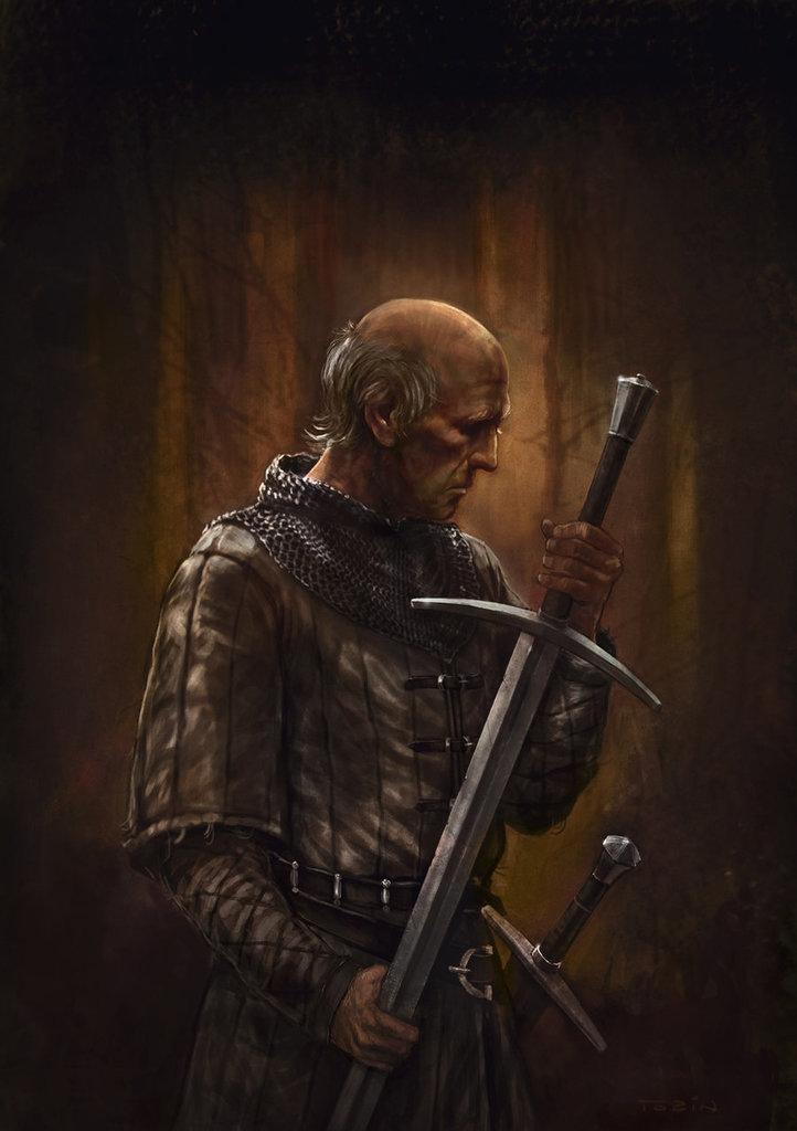 Sigurd the bastard-knight