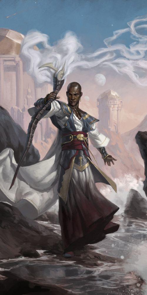 Yu'Shan:  Nazri of the Lost