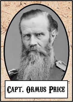 Captain Ormus Price