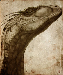 Tiko the Deinonychus