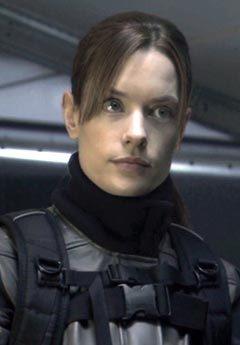 Captain Jerri Holden